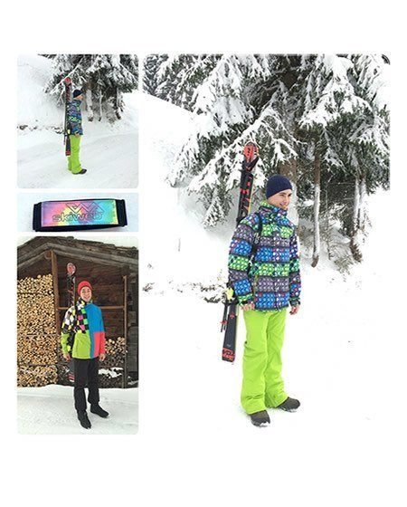 ski carriers for all the family